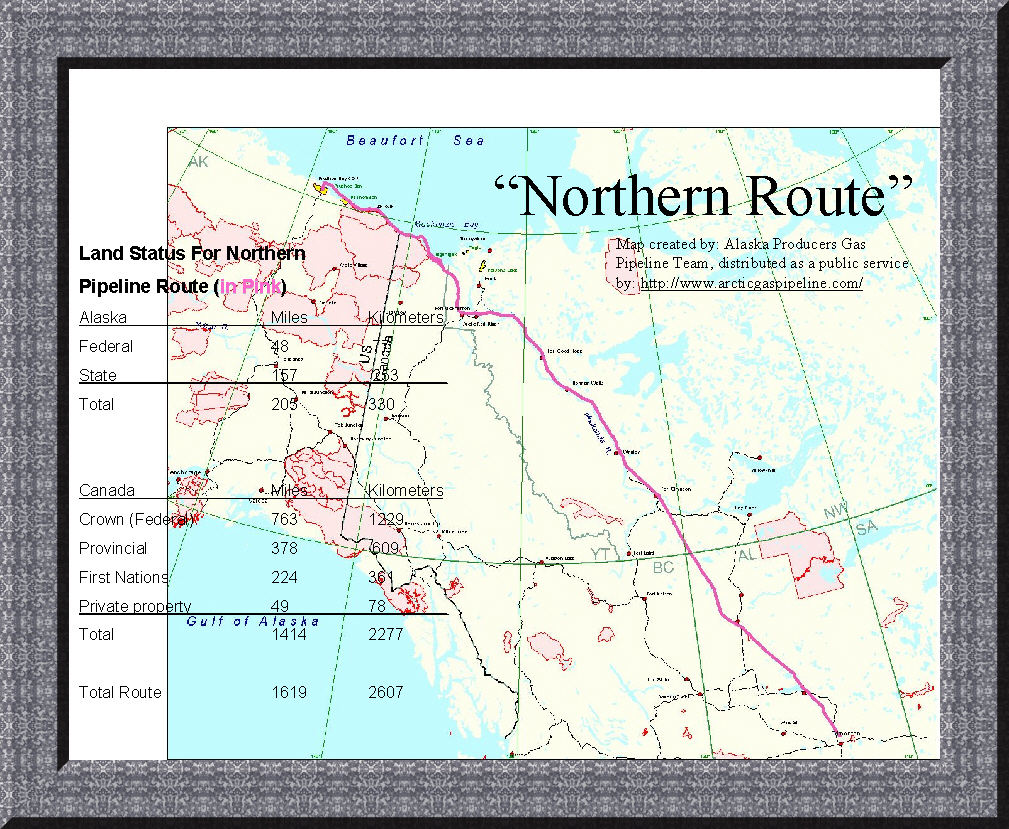 the alaskan highway pipeline project essay As part of construction of the trans-alaska pipeline system, a permanent crossing of the yukon river became necessary in order to complete the project, in december 1973, the state announced that it would begin accepting bids for the construction of the span.