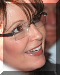Governor Sarah Palin by Dave Harbour 5-09
